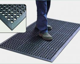 Industrial Mat Black 825