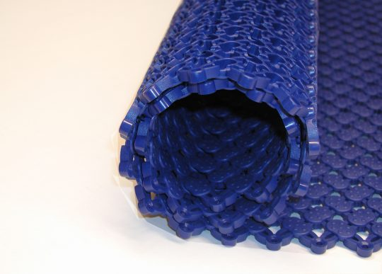 Aquamasta® Interlocking Modular Matting for Wet Areas.