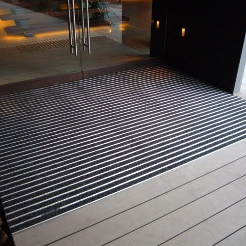 Aluminium Entrance Matting