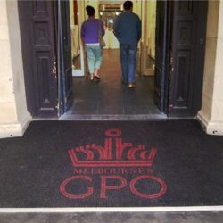 Custom Printed Logo Matting