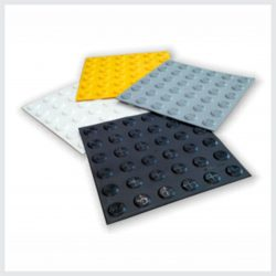 Polymeric Hazard Tactile Indicators