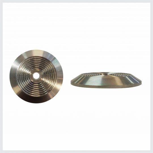 Stainess Steel Tactile Indicators - Screw Down