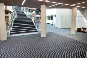 Deakin University Stair Nosings Tactile Individuals Duratred Decor